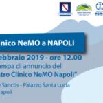 """Al via il nuovo """"Progetto Centro Clinico NeMO Napoli"""""""