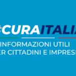 #CuraItalia, informazioni utili per i cittadini e le imprese